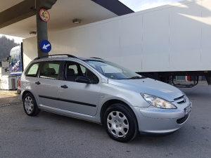 Peugeot 307 2003 god. 2.0 hdi 66KW. Reg 7/2019