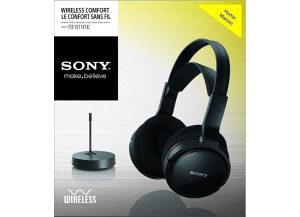 Sony BEŽIČNE Slušalice MDR-RF811 Wireless RF811RK