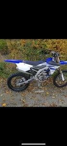 Moto Cross Yamaha 450