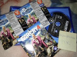 Far Cry 4 Limited Edition za PS4 Playstation 4