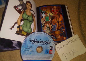 Rise of the Tomb Raider Steelbook Edition za PS4