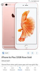 Iphone 6s zakljucan