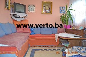 Praktičan stan površine 21 m2 u Rudarskoj ulici u Tuzli