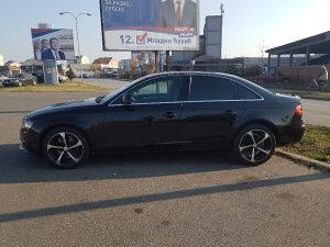 Audi A4 B8 Stop START sistem