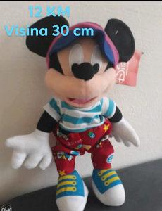 Plisana igracka mickey mouse