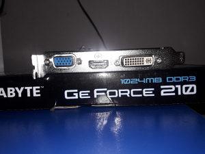 Nvidia GeForce 210 1GB