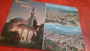 Razglednica Sarajevo