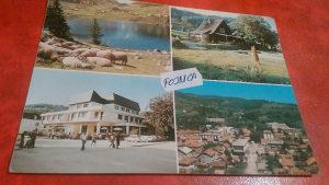 Razglednica Sarajevo Fojnica