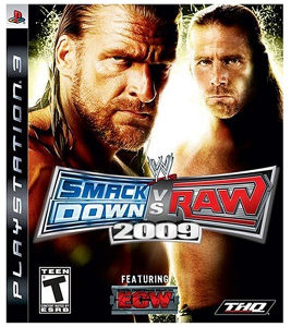 WWE Smackdown VS Raw PS3