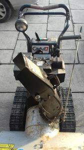 Freza motokultivator za snijeg