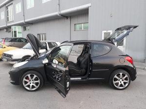 Peugeot 207 SPORT 1.6HDI PANORAMA FULL