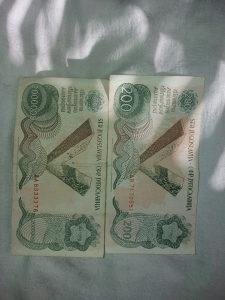 Novčanice stare