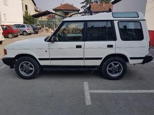 Land Rover Discovery Dzip 4x4 Moze zamjena