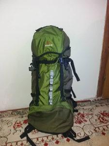 Asaklit 65l ruksak za planinarenje