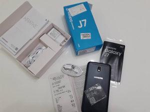 Samsung J7 2017 dual 2 god gar Domod 01.11.18 kupljen