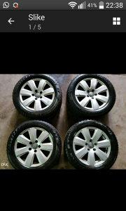 Felge 16 Audi