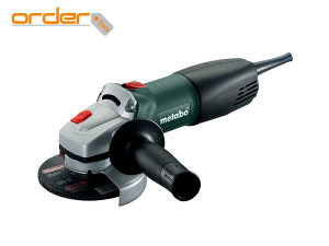 Metabo Brusilica WQ 1000 Quick Kutna 125mm