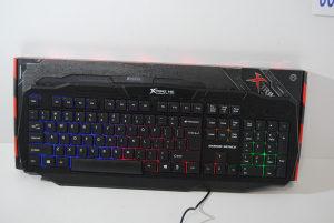 Gaming tastatura sa led svjetlom XTRIKE ME