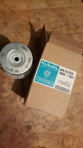 Kubota filter 70000 11221 i 1G659 11222