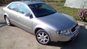 Audi A4 full 2002 god quattro reg