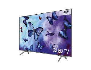 """Samsung Qled TV 75"""" QE75Q6FNATXXH 4K Smart"""