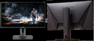 """Asus Monitor 24"""" MG248QE Full HD TN 1MS 144Hz"""