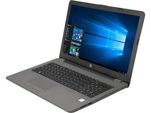 """HP Laptop 15.6"""" 250 G6 i7, 8GB, 256GB, Intel HD, Win10"""