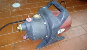 Protocna pumpa