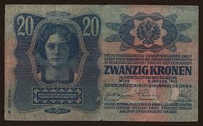 20 koron 1913