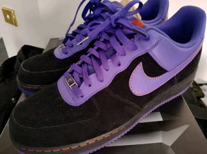 NIKE AIR FORCE PREMIJUM LIMITED EDITION BR 43 NOVE