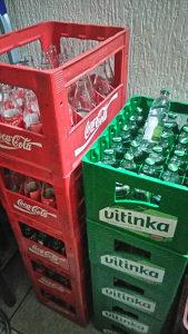 Ambalaza ( pivo,sok,voda)