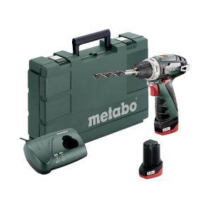 Metabo aku bušilica PowerMaxx BS Basic 10,8V 2Ah