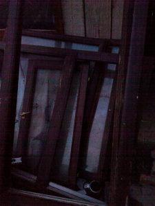 Polovna drvena stolarija