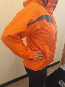 Goretex peak performance jakna velicina M