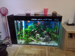 akvarij 210 lit