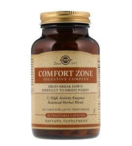 Comfort Zone SOLGAR / PROBAVA / 90 kapsula