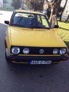 Golf 2 / Golf II dizel