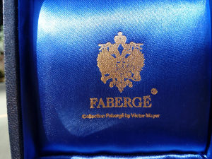 Faberge Kutija za Nakit bay Victor Mayer