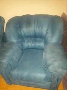 Dvosjed trosjed fotelja