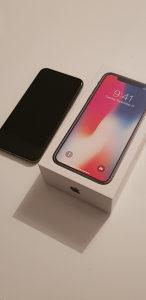 Iphone X 256GB space gray kao nov