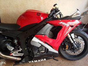 Yamaha r6 2006 gd djelovi 20.000 kilometara