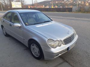 Mercedes C 200 2002 god