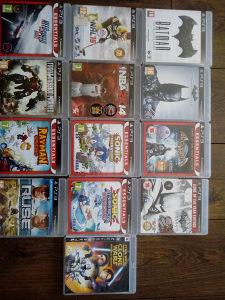 PlayStation 3 igrice na prodaju / Original / Novo