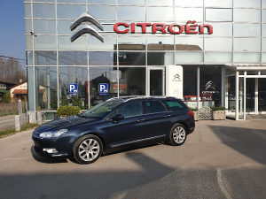 Citroen C5 2.0HDi 163KS Tourer Exclusive Automatik