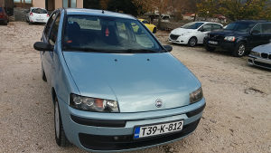 FIAT  PUNTO 2001 GOD REG DO 09 2019