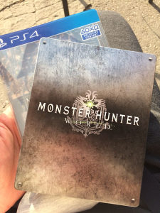 Monster Hunter World Special edition ps4