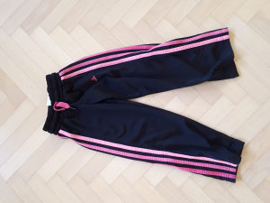 Adidas donji dio trenerke za djevojcicu