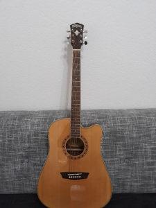 Akusticna gitara Washburn(ozvucena)