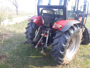 Ef Sane Traktor