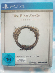 THE ELDER SCROLLS (online) PS4